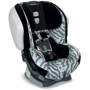 Britax Advocate 70 CS Car Seat in Zebra
