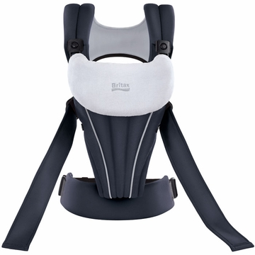 Britax Front Soft Baby Carrier - Navy