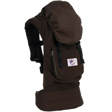 ERGO Baby Carrier Organic Dark Chocolate