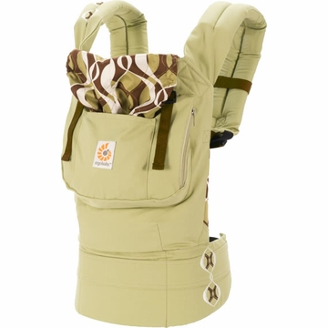 Ergo Baby Carrier in Bamboo Forest