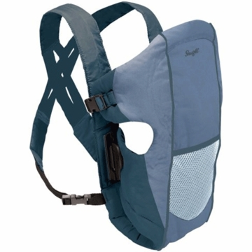 Evenflo Snugli Classic Soft Carrier in Navy