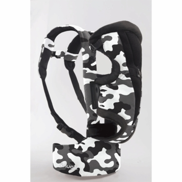 Snugli Front & Back in Camouflage Black