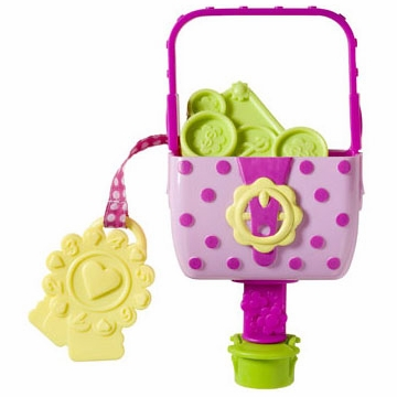 Evenflo Pink Purse Switch-A-Roo