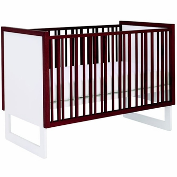 Nurseryworks Loom Crib - Dark