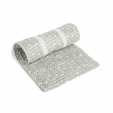 Oilo Extra Changing Pad Topper in Stone & Citron