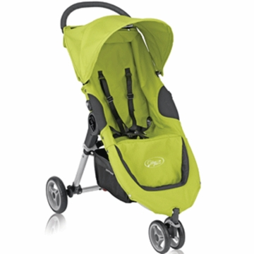 Baby Jogger City Micro Single Stroller in Kiwi