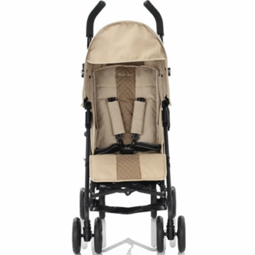 Inglesina 2010 Trip Stroller With Rain Cover in Ecru Beige