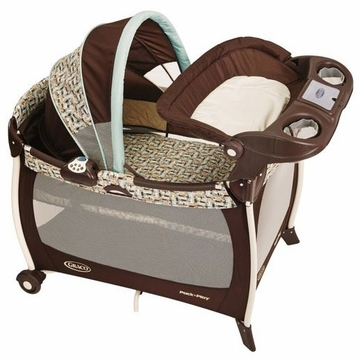 Graco Pack 'n Play Silhouette Playard - Carlisle
