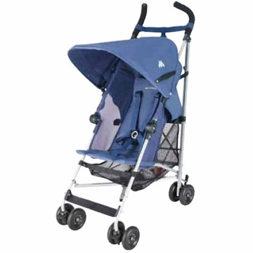 Maclaren Globetrotter Stroller 2012 Crown Blue