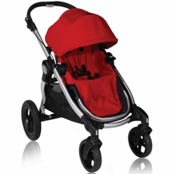 Baby Jogger City Select Single in Ruby