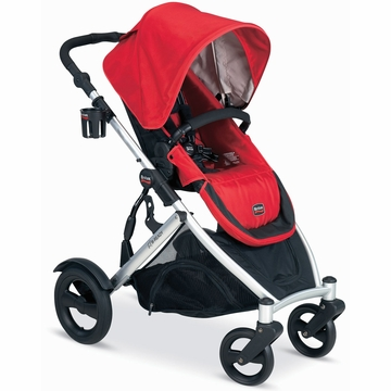 Britax B-Ready Stroller 2012 Red