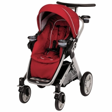 Graco LuvBuggy Stroller in Cayenne