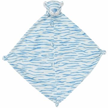 Angel Dear Blue Tiger Blankie