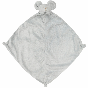 Angel Dear Grey Mouse Blankie