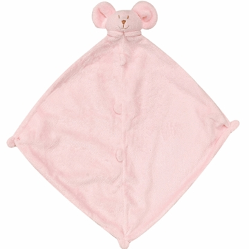 Angel Dear Pink Mouse Blankie