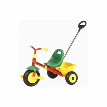 Kettler Kettrike Junior Tricycle with Push Bar