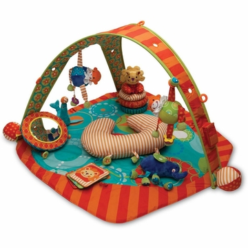 Boppy Deluxe Play Gym in Flying Circus