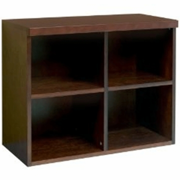 Babyletto Storage Unit Open Cupboard in Espresso