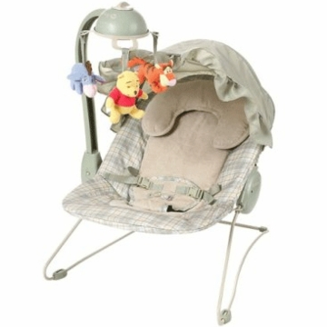 Disney Baby Musical Deluxe 25089NAB Bouncer