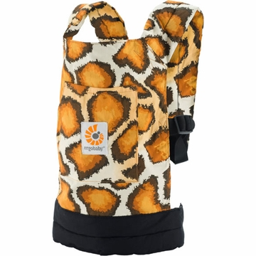 Ergo Baby Doll Carrier in Giraffe