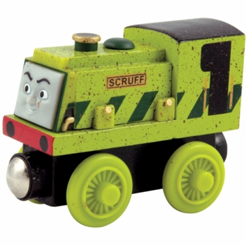 Thomas & Friends Wooden Railway Scruff