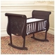 Bratt D�cor Chelsea Collection Cradle - Espresso