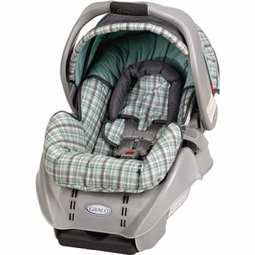 Graco SnugRide 22 Car Seat in Wishire