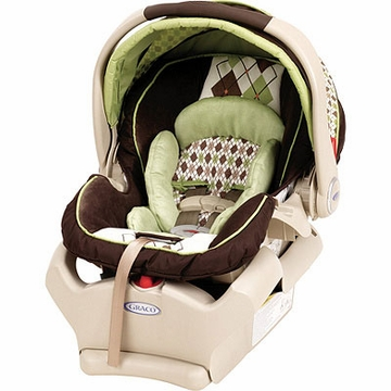 Graco SnugRide 35 Infant Car Seat - Brunswick