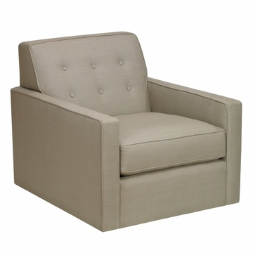 DwellStudio Thompson Glider - Linen Natural