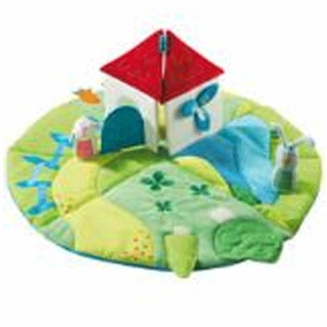 Haba Play Rug Discoverer's Meadow