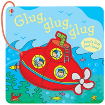 Educational Development Glug, Glug, Glug Bath Book