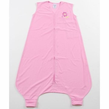 Halo Comfort Mesh Early Walker SleepSack Wearable Blanket - Pink Daisy - X-Large