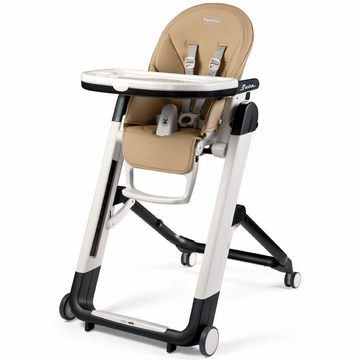 Peg Perego Siesta High Chair Noche - Beige/Tan