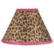 Sweet JoJo Designs Cheetah Girl Lamp Shade