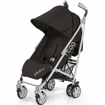 I�coo 2011 Pluto Stroller in Black