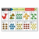 Melissa & Doug Numbers 1-10 Write-A-Mat