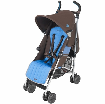 Maclaren Quest Sport Stroller 2012 Coffee / Deep Water