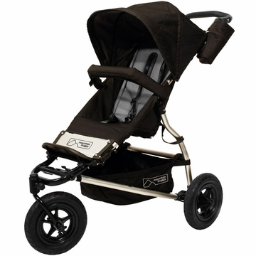 Mountain Buggy Swift Stroller - Flint