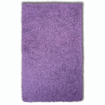 Rug Market Shaggy Raggy in Purple