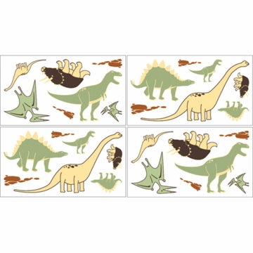 Sweet JoJo Designs Dinosaur Land Wall Decals