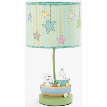 CoCaLo Once Upon A Time Lamp Base & Shade
