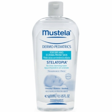 Mustela Stelatopia No Rinse Cleansing Water