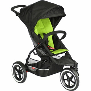 Phil & Teds Explorer Buggy Stroller in Apple