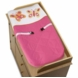 Sweet JoJo Designs Pink & Orange Butterfly Changing Pad Cover