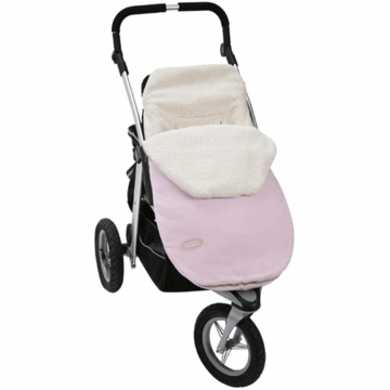 JJ Cole Bundleme Original Toddler w/ Thermaplush - Pink - D