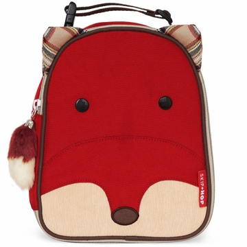 Skip Hop Lunchies Insulated Lunch Bag - Fox
