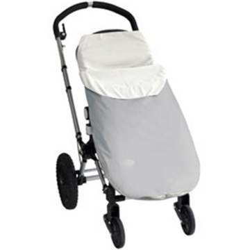JJ Cole Bundleme Lite Toddler - Stone