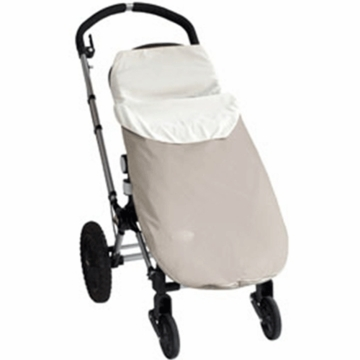 JJ Cole Bundleme Lite Toddler - Taupe
