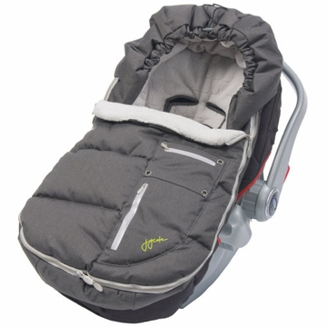 JJ Cole Bundleme Arctic Infant - Silver