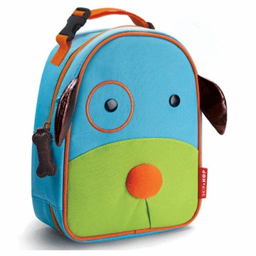 Skip Hop Lunchies Insulated Lunch Bag - Dog